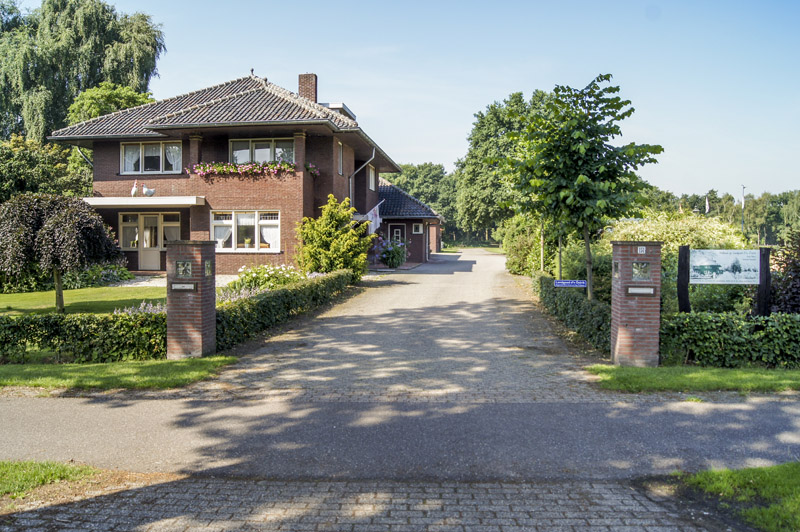 grote vakantiewoning Noord Limburg