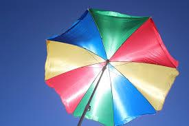 Onze parasol horeca!