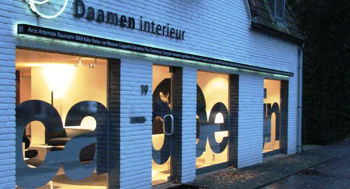 Interieur advies nabij deurne gsneakers for Daamen interieur